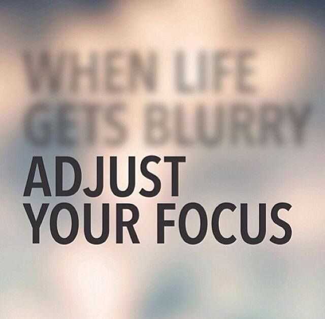 Focus Quote 4 Picture Quote #1