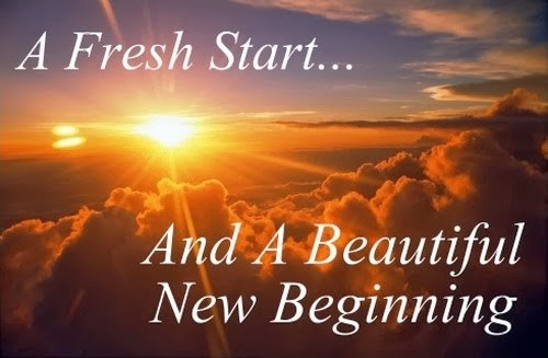New Day Fresh Start Quote 1 Picture Quote #1