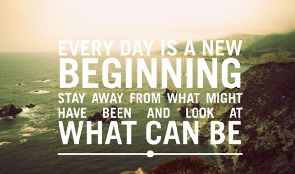 New Day Fresh Start Quote 3 Picture Quote #1
