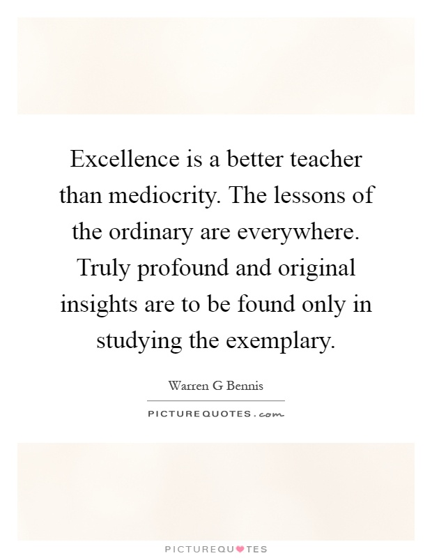 Lessons in Process Excellence Leadership