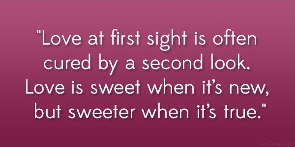 Quotes About Love At First Sight In Romeo And Juliet : Love At First Sight Quotes & Sayings Love At First Sight Picture ...