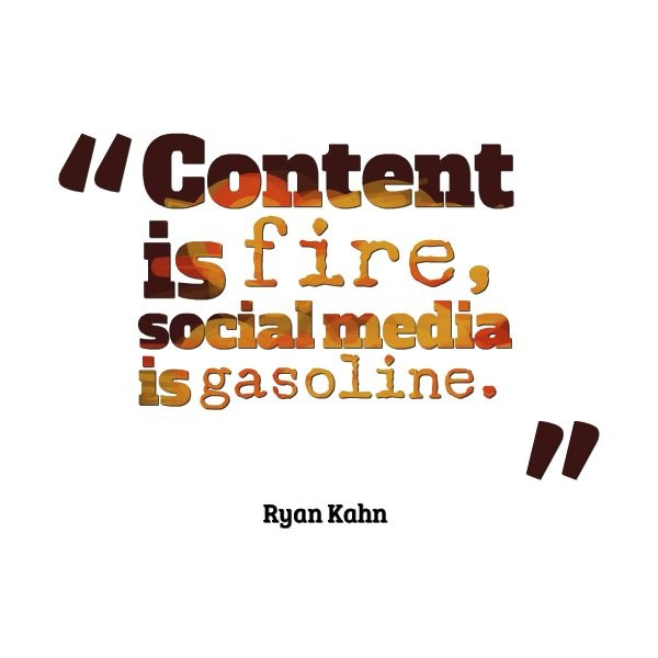 Content Marketing Quote 1 Picture Quote #1