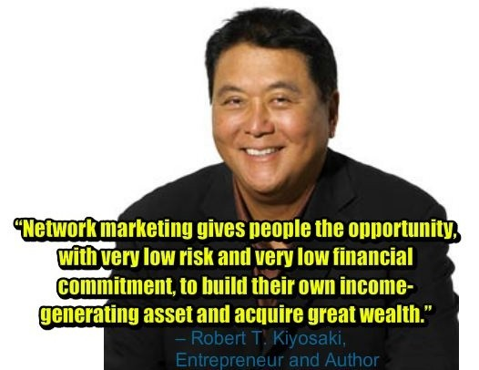 Network Marketing Quote 1 Picture Quote #1