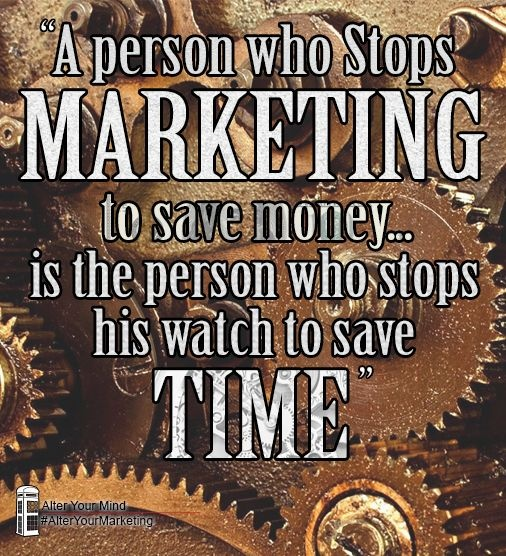 Marketing Quote 20 Picture Quote #1