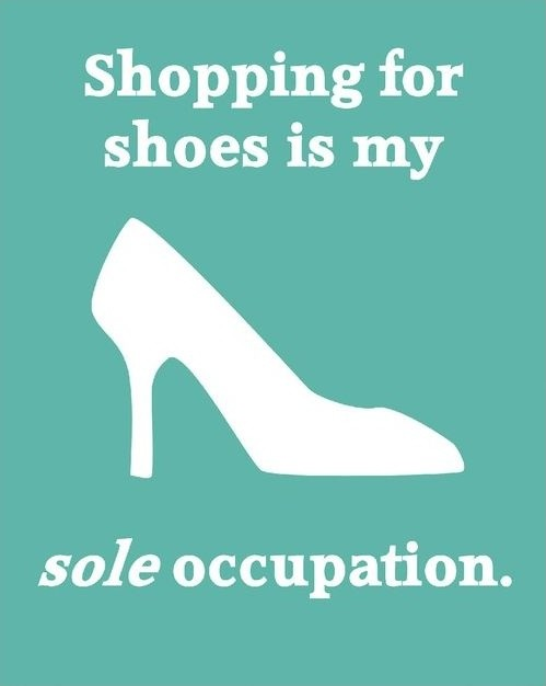 Shoe Shopping Quote 1 Picture Quote #1