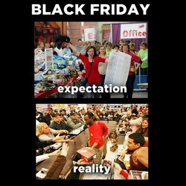 Black Friday Shopping Quote | Quote Number 606849 | Picture ...
