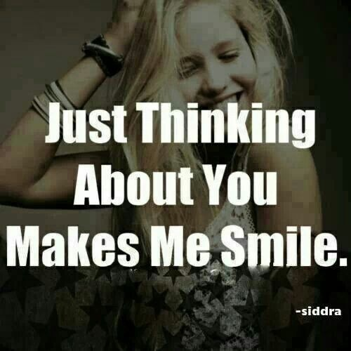 You Make Me Smile Quote 4 Picture Quote #1