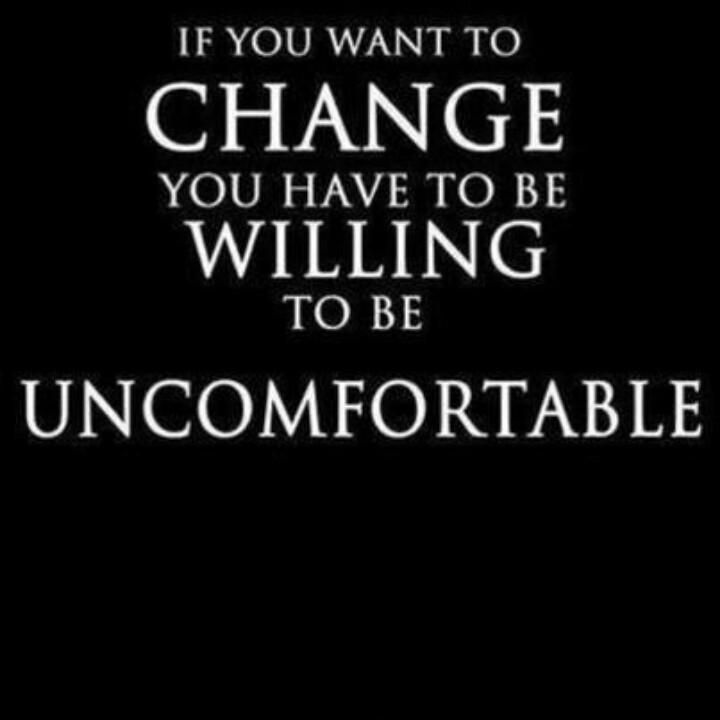 Thought Provoking Quote About Change 1 Picture Quote #1