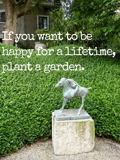 Garden Quote 1 Picture Quote #1