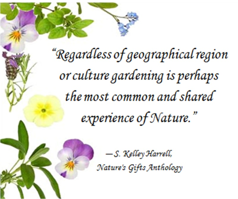 Garden Quote 5 Picture Quote #1