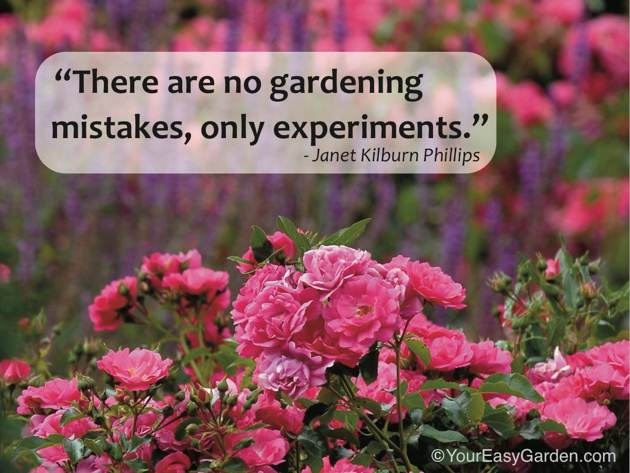 Garden Quote 8 Picture Quote #1