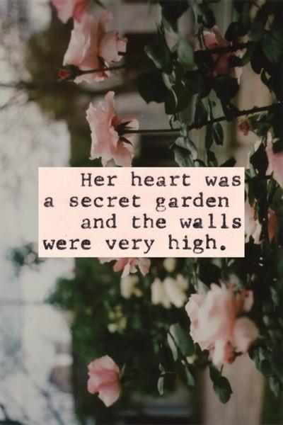 Secret Garden Quote 1 Picture Quote #1