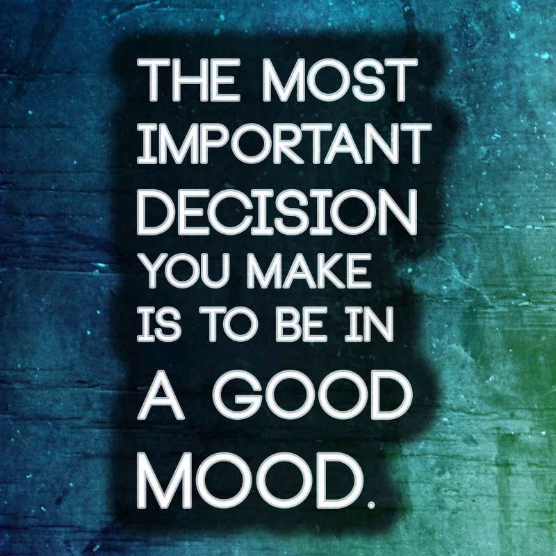 Important Decision Quote 1 Picture Quote #1