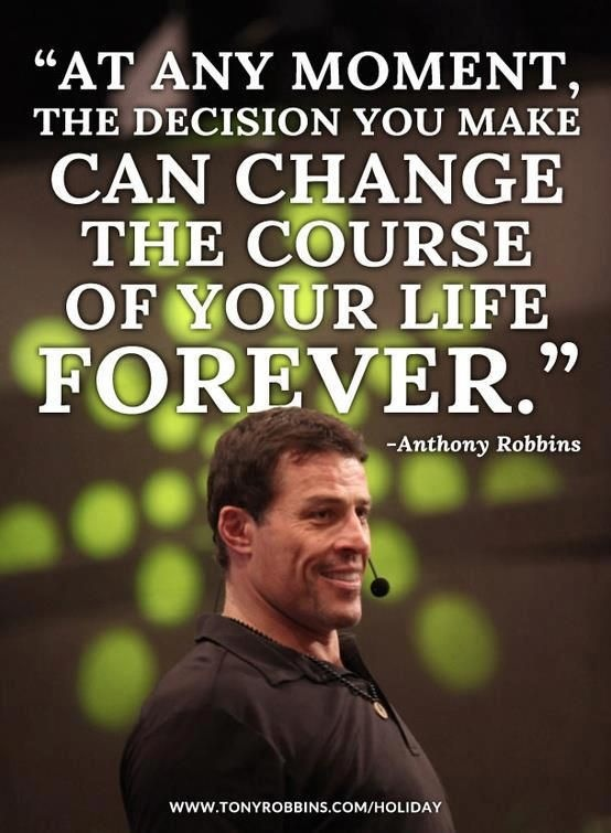 Decision Quote Inspirational 1 Picture Quote #1