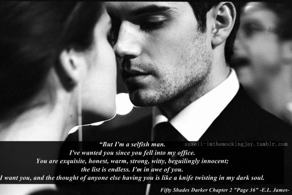 Christian Grey Quote 1 Picture Quote #1