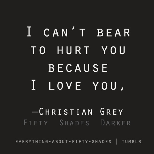 Christian Grey Quote 2 Picture Quote #1
