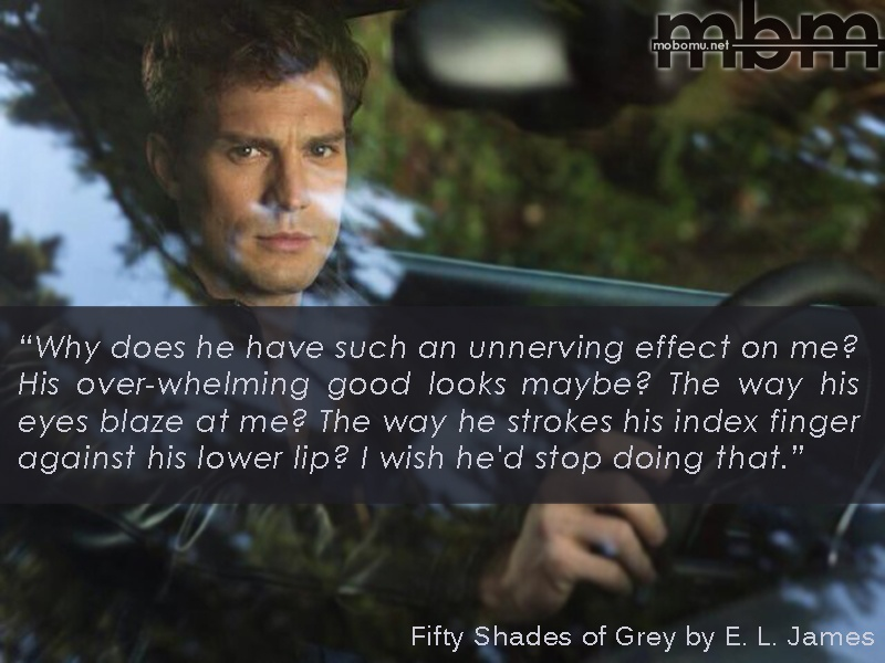 Christian Grey Quote 6 Picture Quote #1