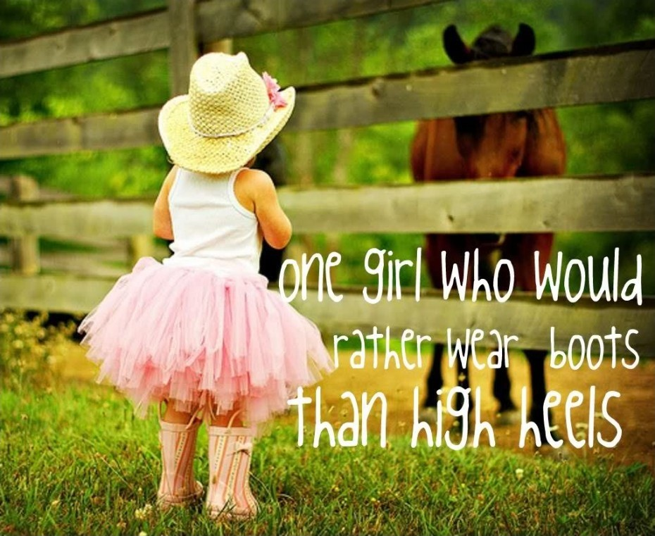 Cowgirl Quote 3 Picture Quote #1