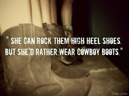 Cowgirl Quote 21 Picture Quote #1