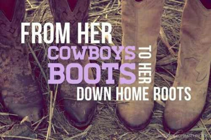 Cowgirl Quote 26 Picture Quote #1