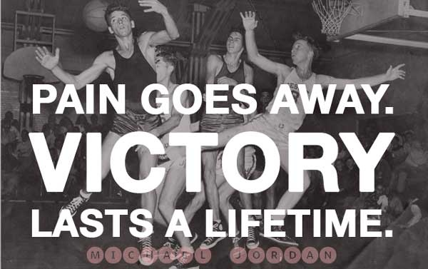 Famous Sports Victory Quote 1 Picture Quote #1
