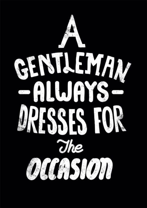 Gentleman Quote 4 Picture Quote #1
