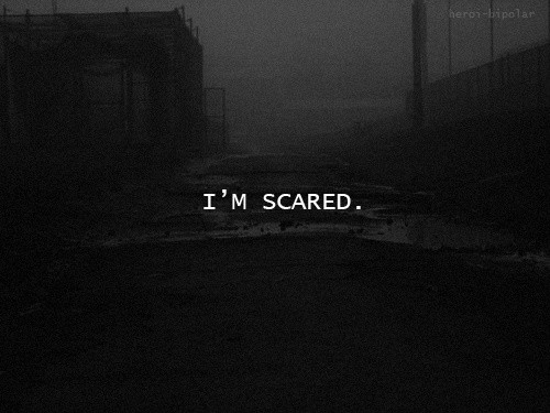 Dark Scary Quote 1 Picture Quote #1