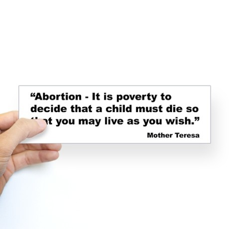 Abortion Quote 2 Picture Quote #1