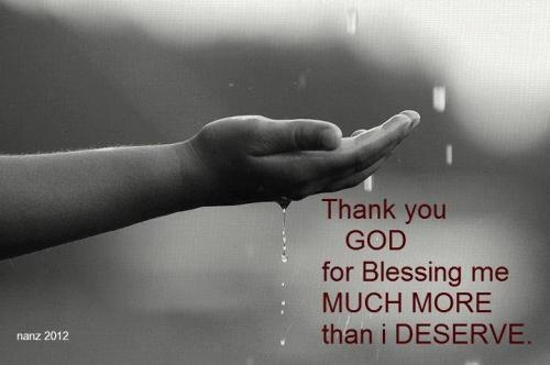 Thank You God Quote 2 Picture Quote #1