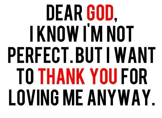 Thank You God Quote 3 Picture Quote #1