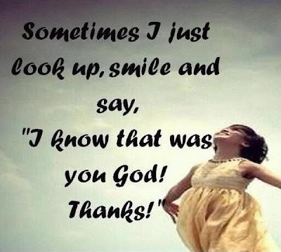 Thank You God Quote 10 Picture Quote #1