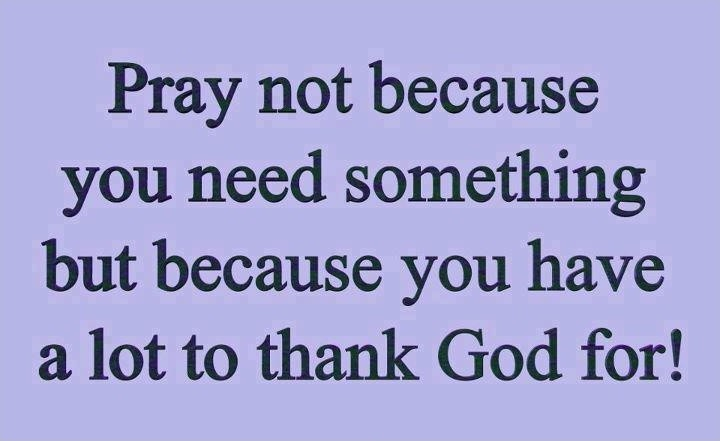 Thank You God Quote | Quote Number 607430 | Picture Quotes
