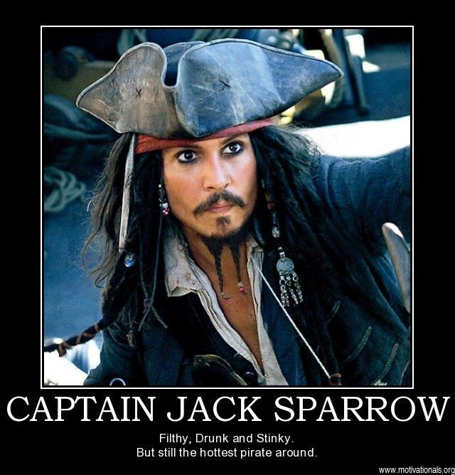 Sexy Pirate Quote 1 Picture Quote #1