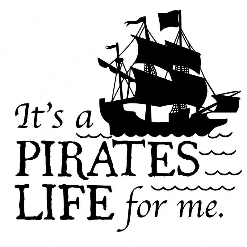 Pirate Quote 11 Picture Quote #1