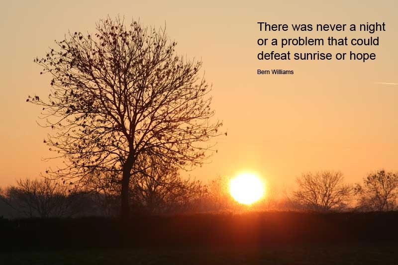 Sunrise Quote 3 Picture Quote #1