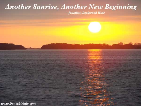 Beautiful Sunrise Quote 1 Picture Quote #1