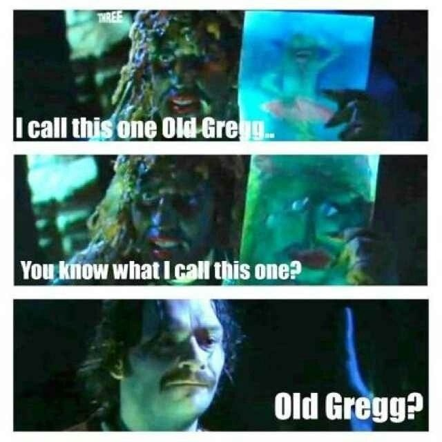 Old Gregg Quote | Quote Number 607679 | Picture Quotes