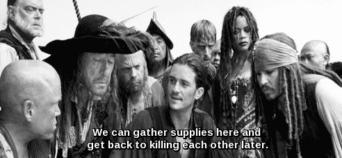 Pirates Of The Caribbean Movie Quote 4 Picture Quote #1
