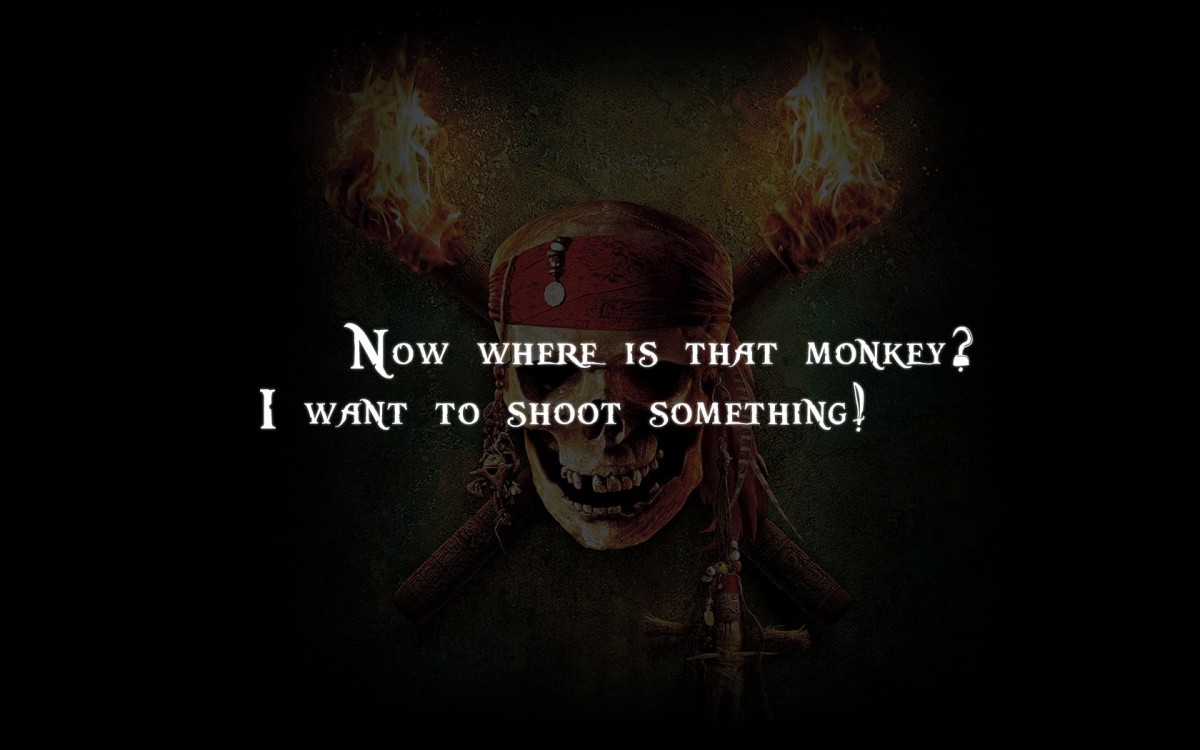 Pirates Of The Caribbean Quotes Pirates Of The Caribbean Quote  Quote Number 607732  Picture Quotes