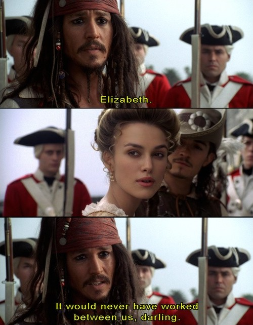 Pirates Of The Caribbean Quote | Quote Number 607733 ...