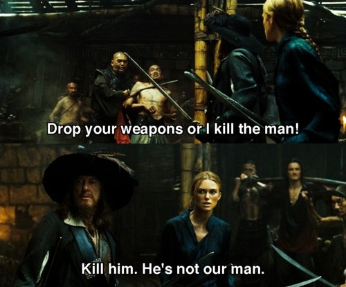 Quote From Pirates Of The Caribbean 2 Picture Quote #1