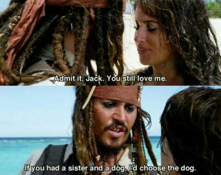 Pirates Of The Caribbean Quotes Endearing Pirates Of The Caribbean Movie Quote  Quote Number 607736