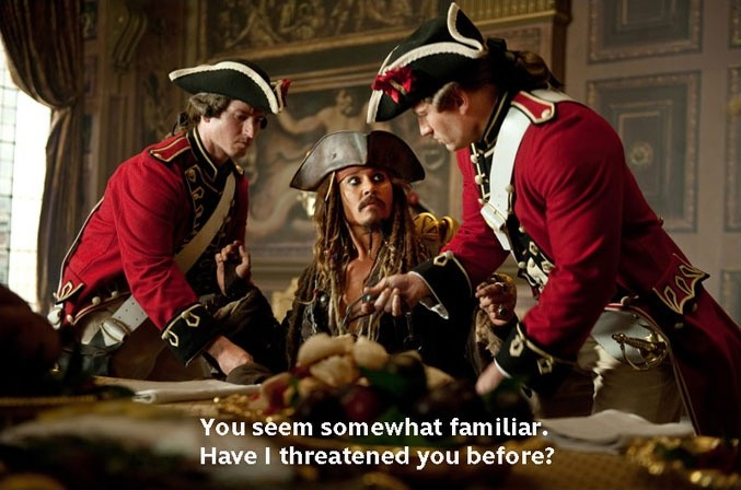 Pirates Of The Caribbean Movie Quote 8 Picture Quote #1