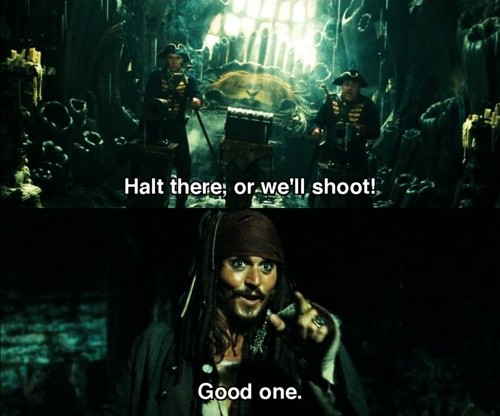 Pirates Of The Caribbean Movie Quote 11 Picture Quote #1