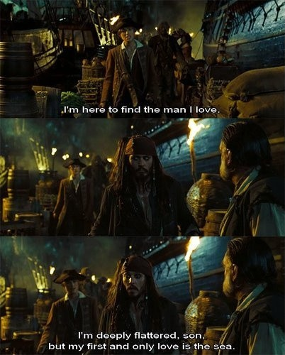 Pirates Of The Caribbean Movie Quote 16 Picture Quote #1