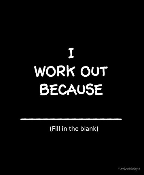 Work Out Quote 2 Picture Quote #1