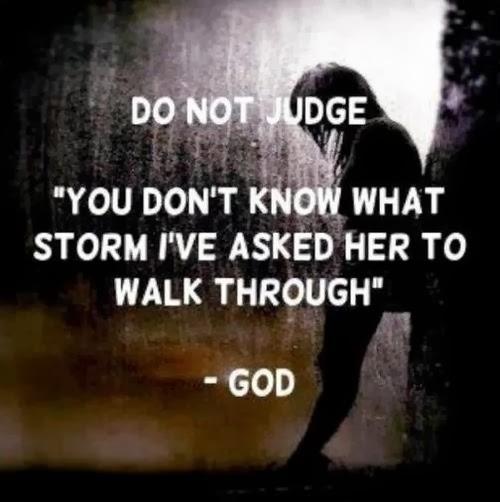 Judgement Quote 6 Picture Quote #1