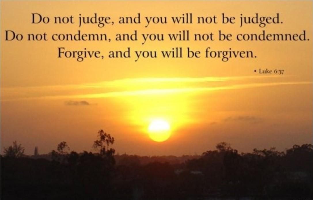 Jesus Judgement Quote 1 Picture Quote #1