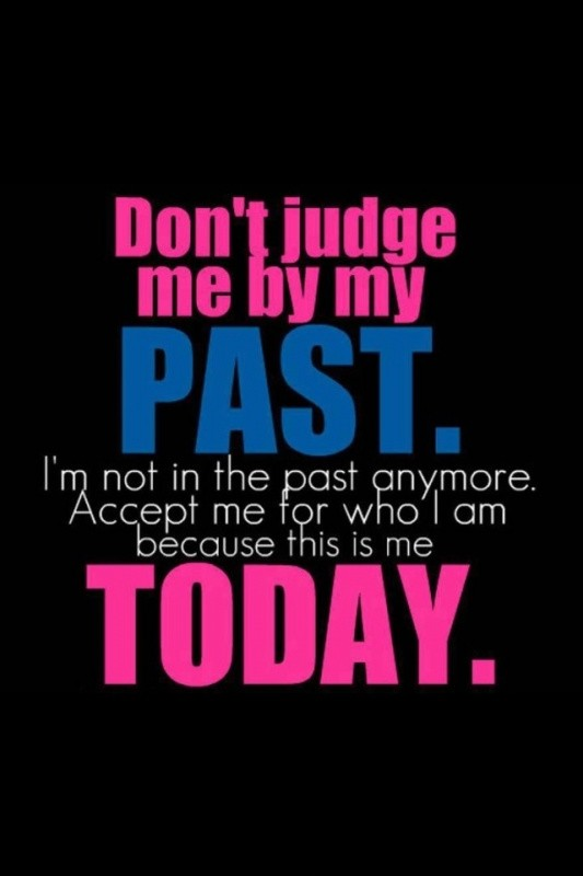 Dont Pass Judgement Quote 1 Picture Quote #1