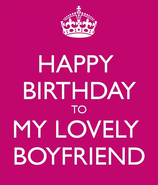 Birthday Quotes For Boyfriend (12 Picture Quotes